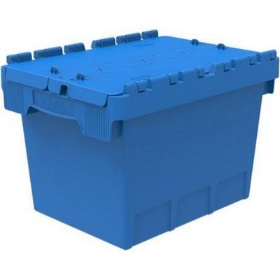 Caixa auto desmontável de plástico
