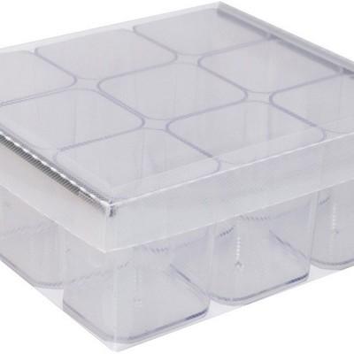 Preço da caixa para hortifruti