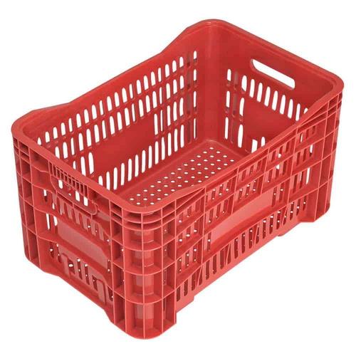 caixa agrícola plástica