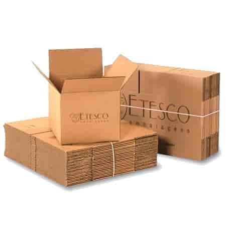 Caixa de papelão personalizada