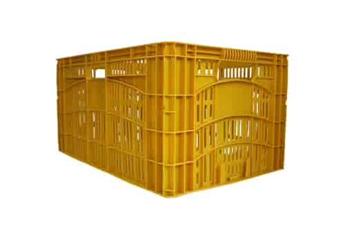 caixas de plástico para transporte