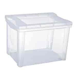 caixa organizadora plástico