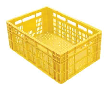 caixas plásticas agrícola hortifrúti em sp
