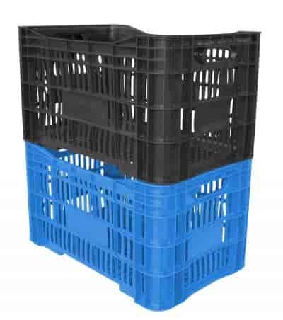 caixa plástica agrícola sp