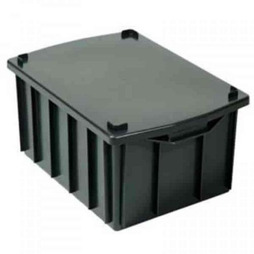 caixa plástica com tampa