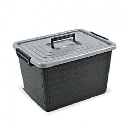 caixas plásticas com tampa em sp