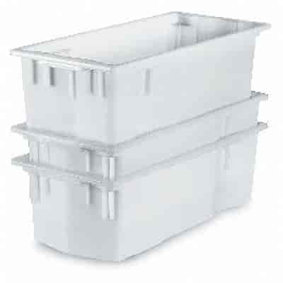 caixas plásticas empilhável em sp