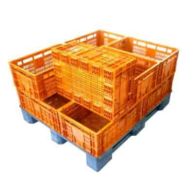 caixas plásticas hortifrúti