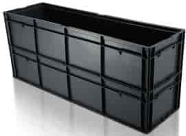 caixa plástica industrial