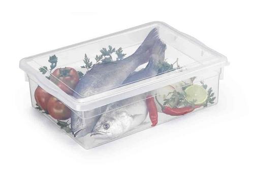 caixa plástica para alimentos