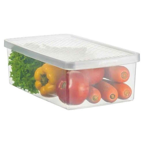 caixa plástica para frutas e verduras