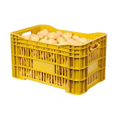 caixas plásticas para frutas e verduras em sp