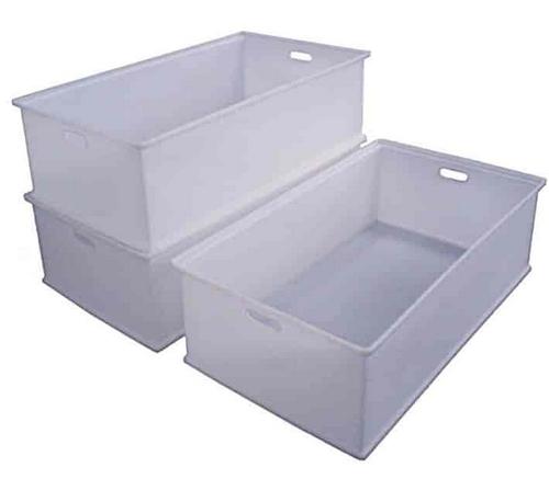 caixa plástica empilháveis