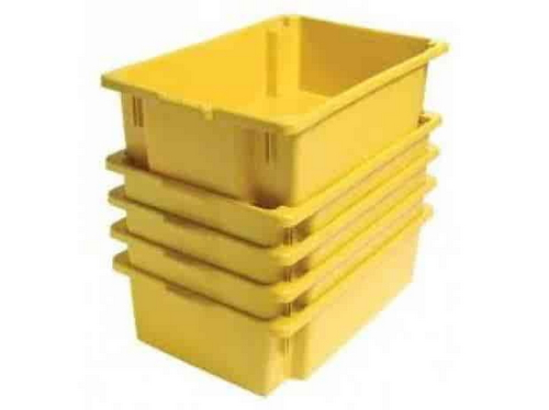 caixa plástica para açougue