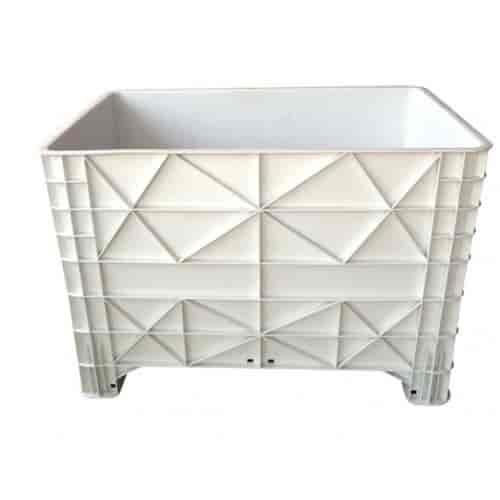 caixa plástica para lavanderia