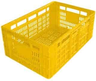 fabrica de caixa plástica agrícola
